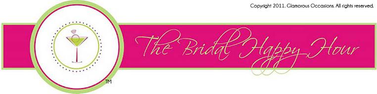 Bridal Happy Hour - Wednesday, October 3, 2012