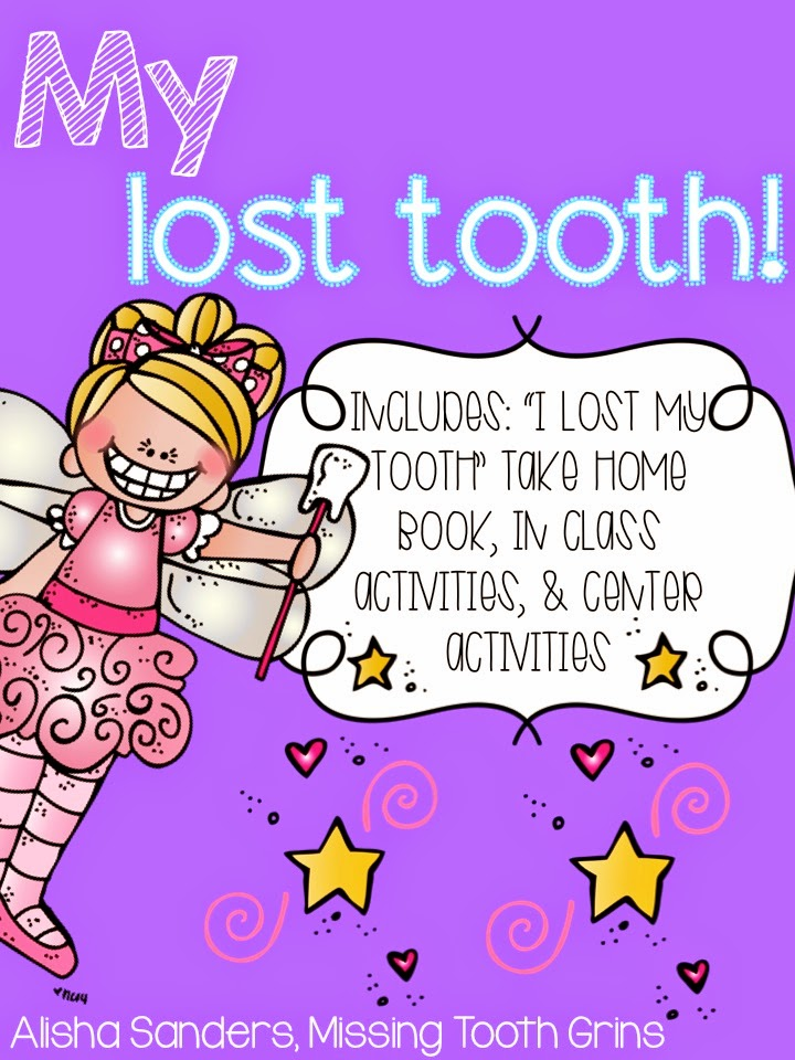 http://www.teacherspayteachers.com/Product/Tooth-Fairy-Pack-1268770