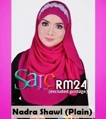 nadra shawl plain