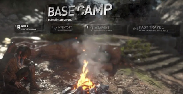 Tomb Raider Base Camp