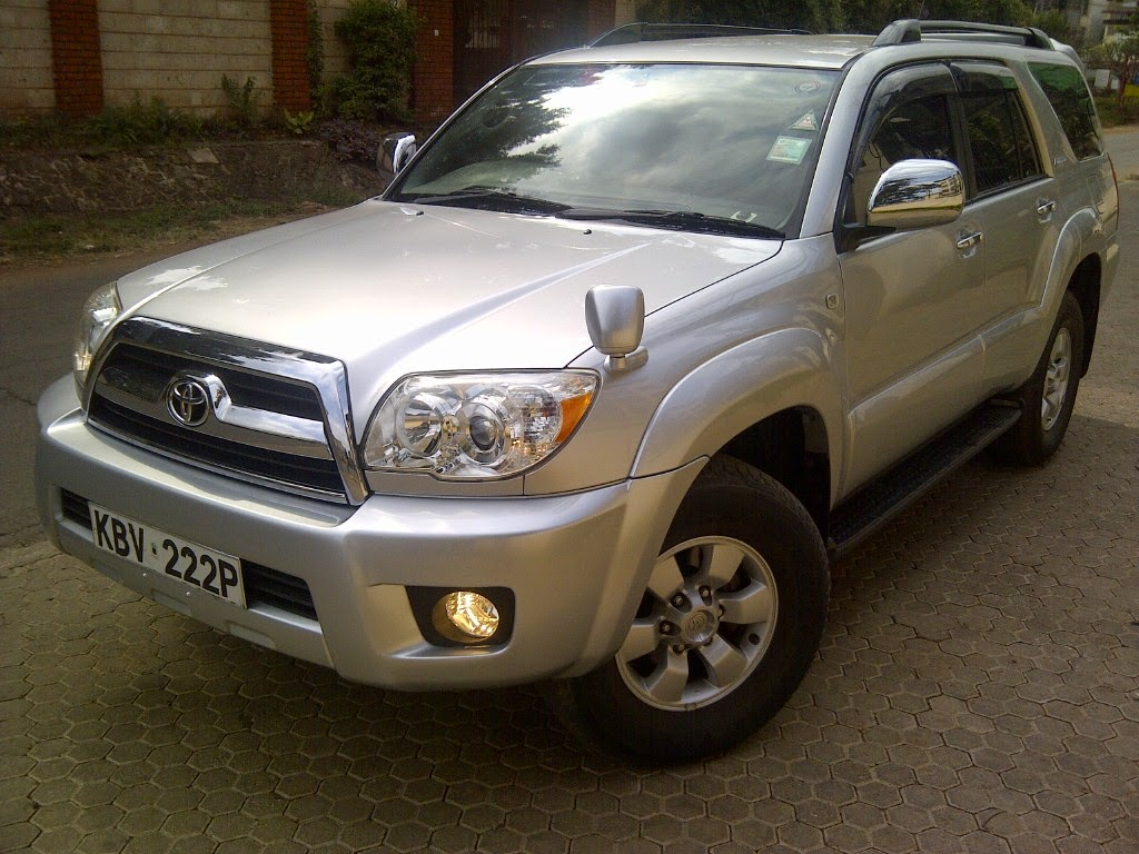 nairobimail toyota hilux surf 2006 n shape 2700 vvti. Black Bedroom Furniture Sets. Home Design Ideas