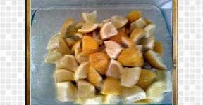 Lemon Pickle steps and procedures