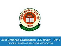 JEE Main 2013 Results