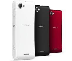 Sony Xperia L User Manual Pdf