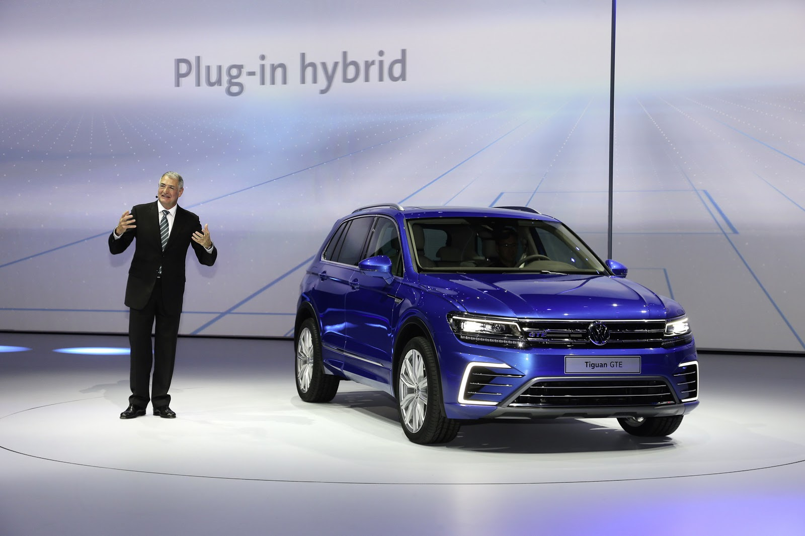 VW To Reveal New Plug-In Hybrid Tiguan In Detroit | Carscoops
