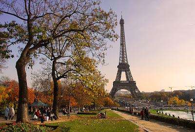 París otoño