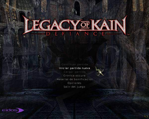 Legacy of Kain Defiance PC Full Español