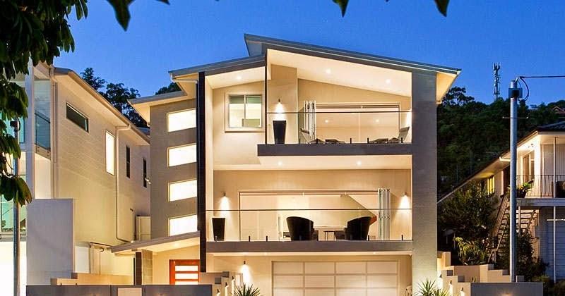 fachadas de casas modernas fachadas de casas modernas con On fachadas con balcones modernos