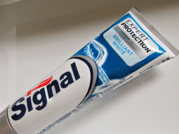Signal Expert Protection Brilliant White review testbericht test
