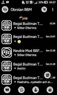 BBM Mod MR Black