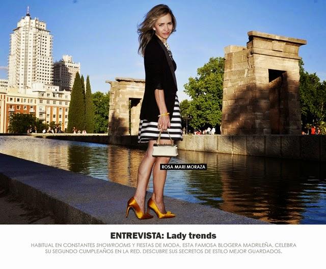 Entrevista a Lady Trends