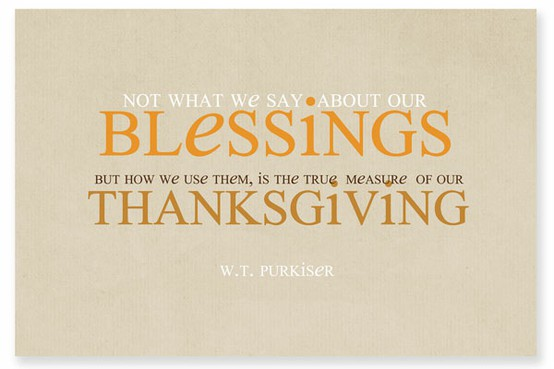 20 inspiring quotes and images for thanksgiving foodie