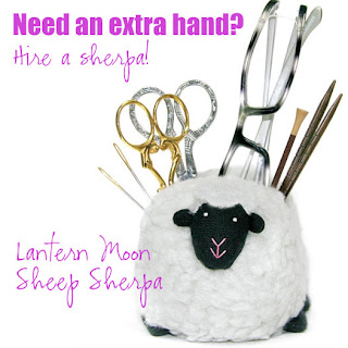 Sheep Sherpa