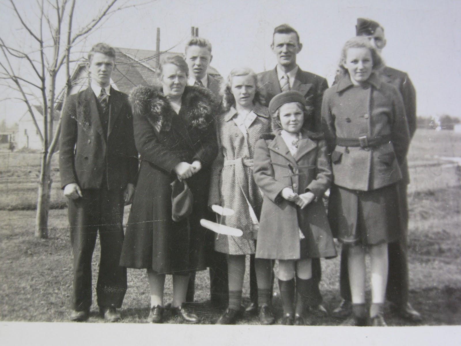 Thomas hewitt family history