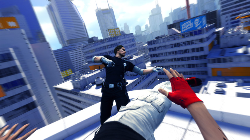 Mirrors Edge pc