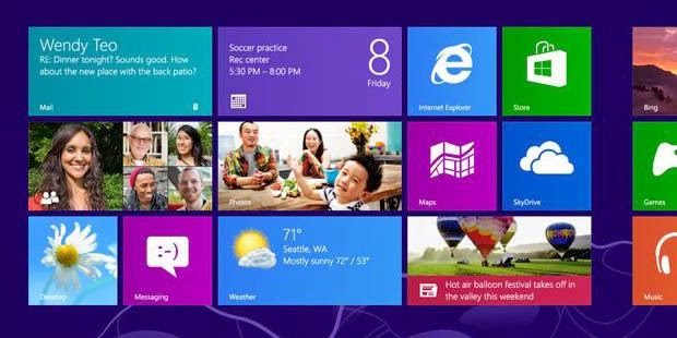 Tips Windows 8