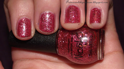 OPI Kardashian Kolor Nail Polish Review - Wear Something Spar-Kylie