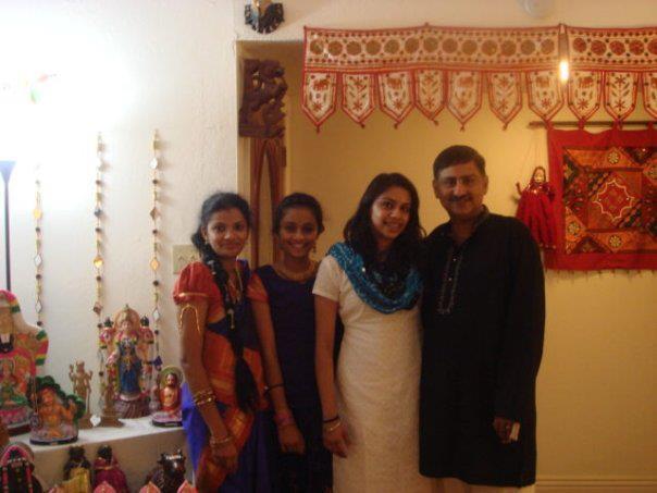 Pragathi Guruprasad: family