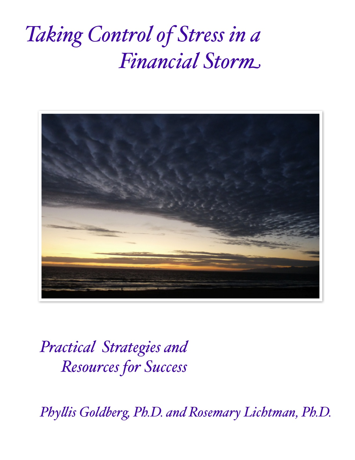 Storm and stress essay titles