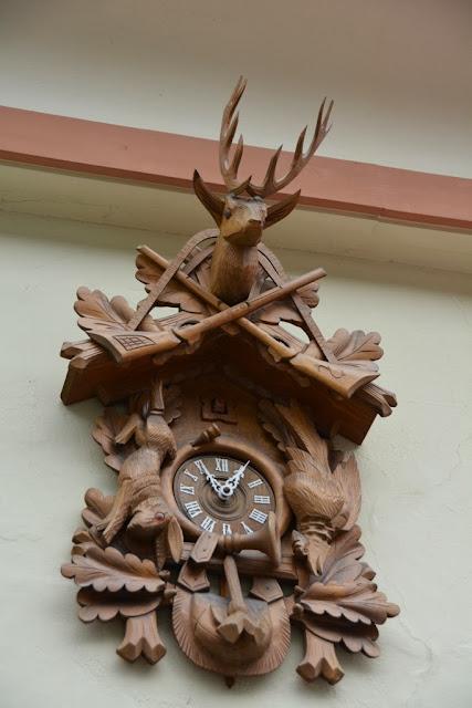 Oberammergau cuckoos-clocks