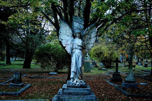 Kuburan Menyeramkan