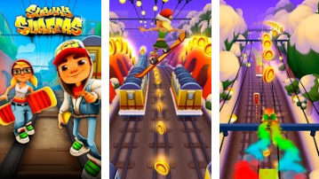 Subway Surfers 1.5.0 (APK-Game) ~ Apps Game Android Symbian