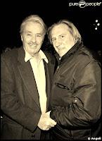 Gérard Depardieu Alain Delon