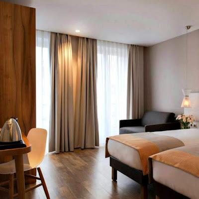 @Hotel Magenta 38 Parigi