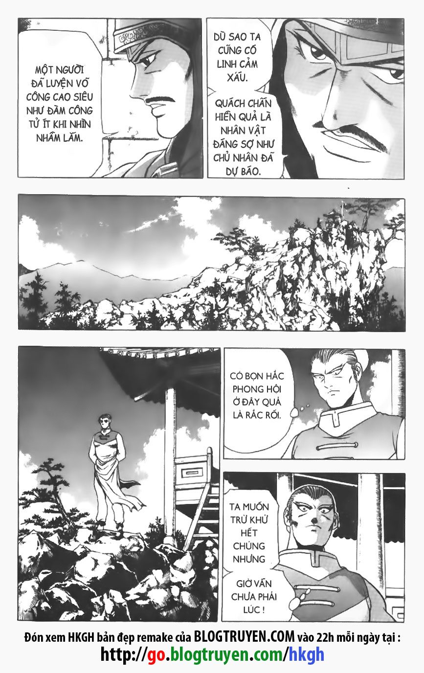 xem truyen moi - Hiệp Khách Giang Hồ Vol18 - Chap 123 - Remake