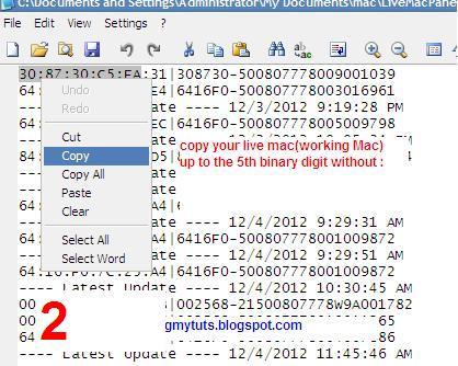 easy batch script mac address hunter blogmytuts rh blogmytuts net