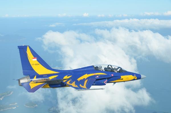 Selamat Datang T-50i Golden Eagle Indonesia
