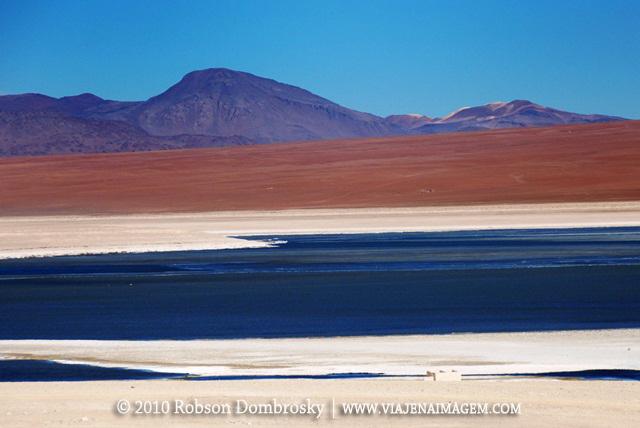 lagunas no altiplano boliviano