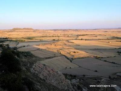 Hoya Huesca, Aragon