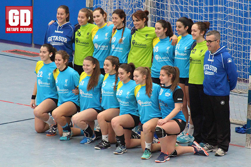 SENIOR FEMENINA TERRITORIAL 2016/17