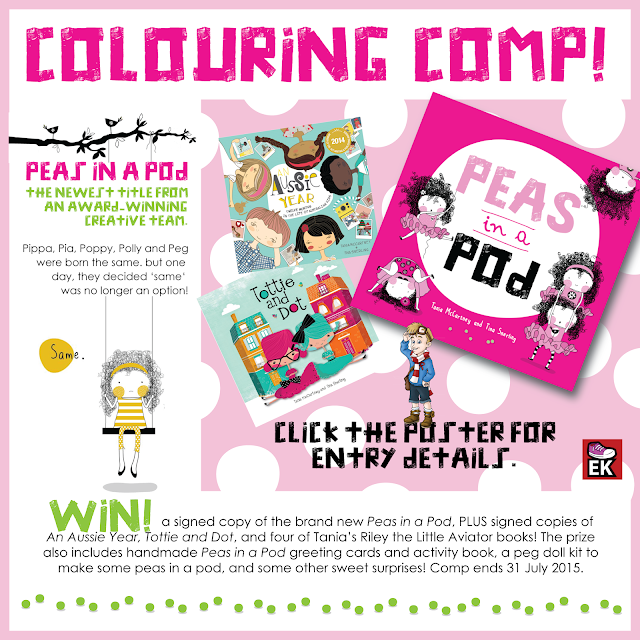 http://taniamccartney.blogspot.com.au/2015/06/peas-in-pod-colouring-competition.html