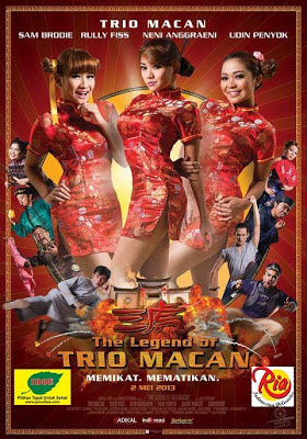 film lucu indonesia, trio macan, sinopsis, trailer, lnk download