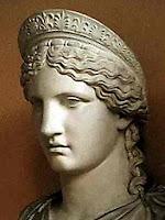 Hera wife of Zeus