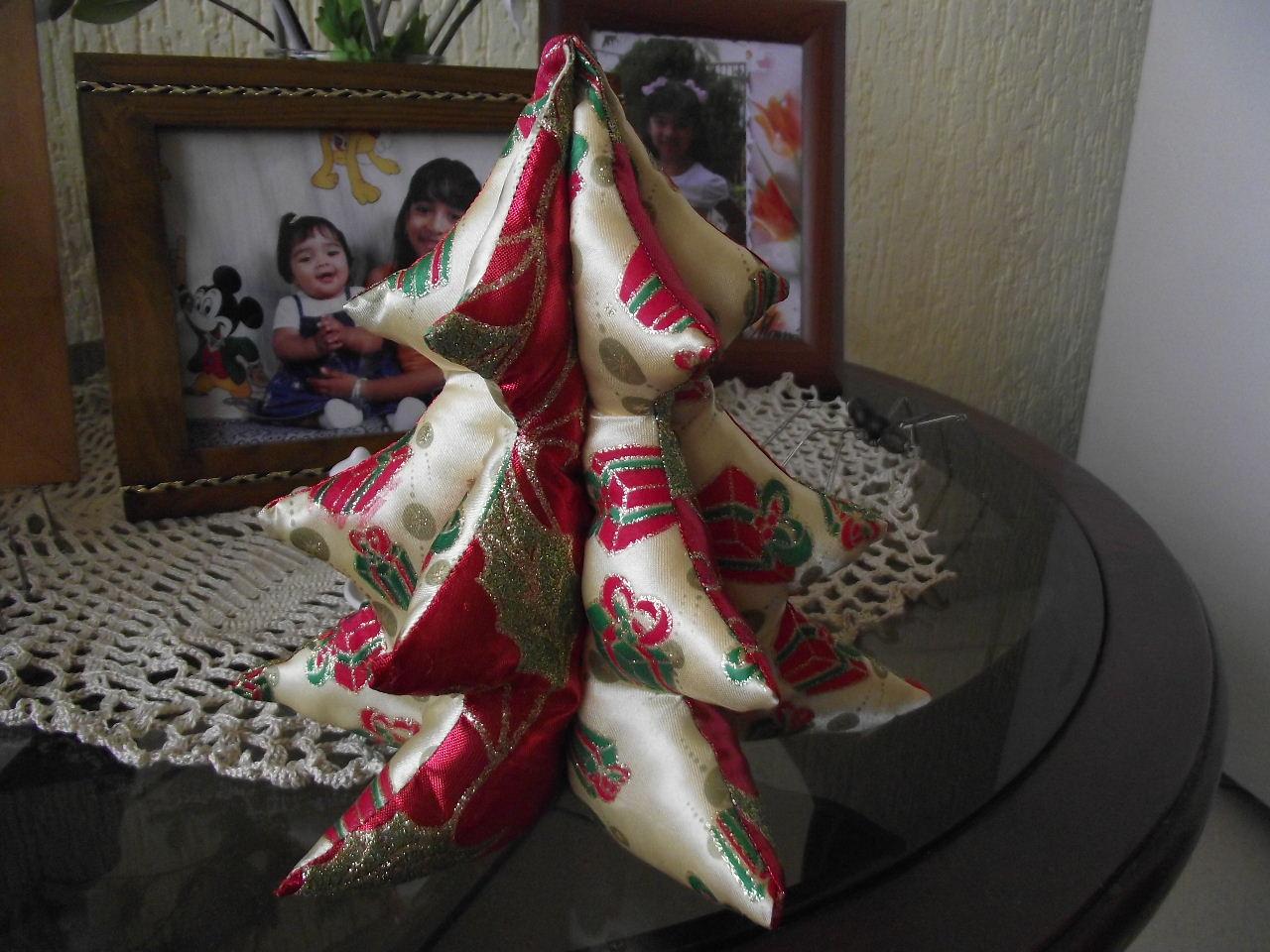 Novedades paola arbolito de navidad en tela - Arbol navidad tela ...