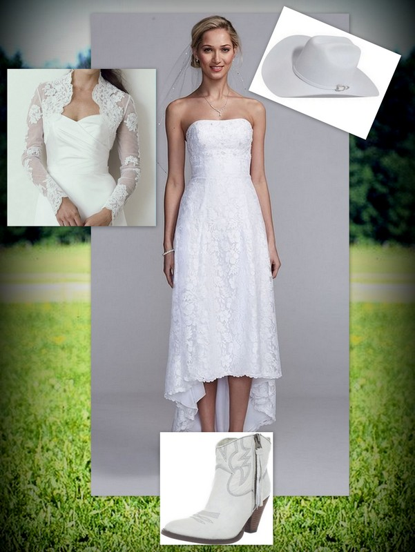 Western style wedding dresses dress fric ideas for Wedding dress western style