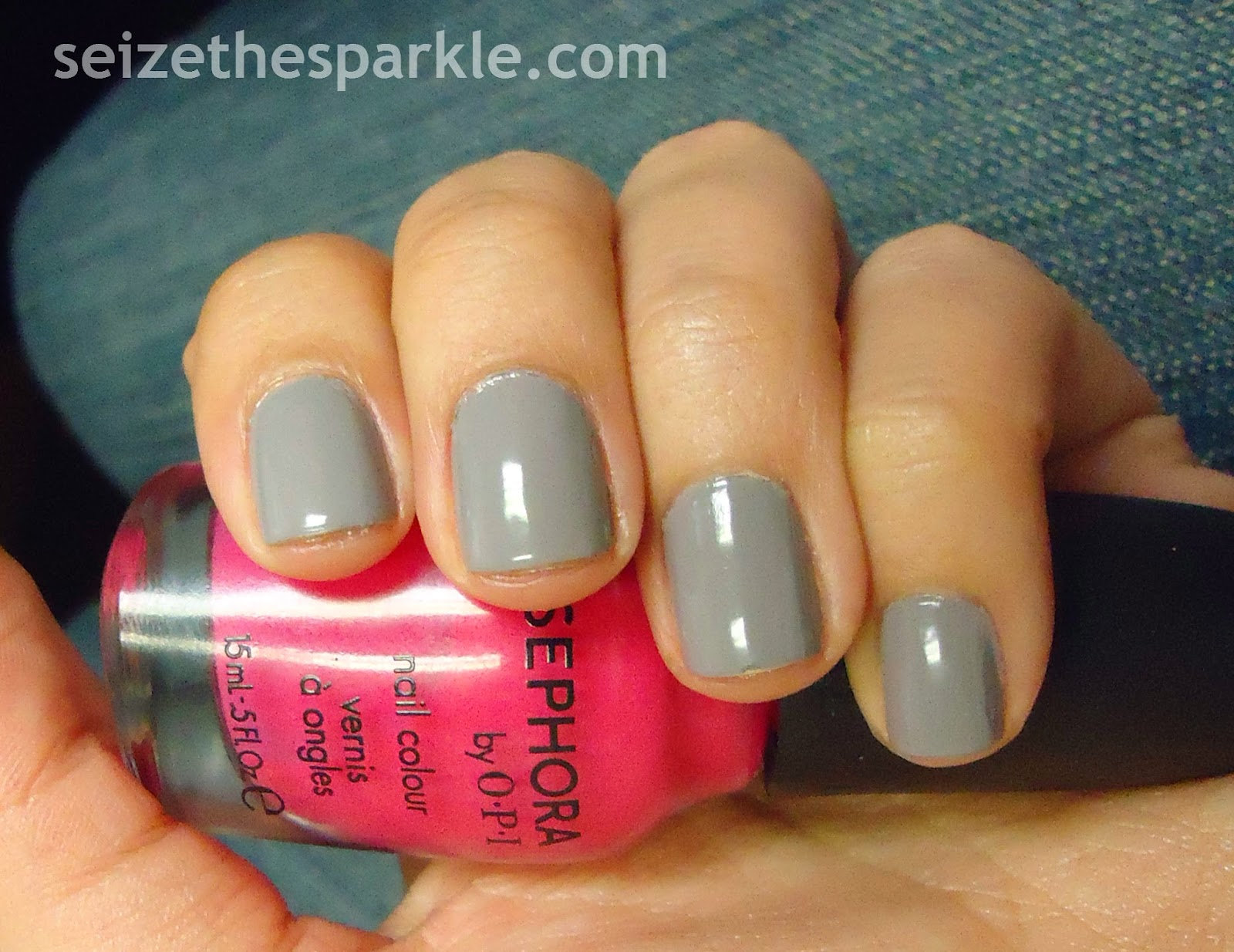 Sephora By OPI Frankly I Don't Give A-Dam