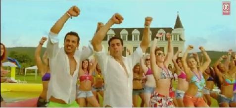 Desi Boyz song