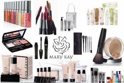 Linha de maquiagem Mary Kay