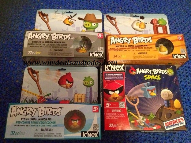 Birds Toys R Us : Wny deals and to dos toys r us select angry birds sets