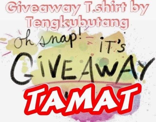 giveaway t shirt by tengkubutang sharing my ceritera