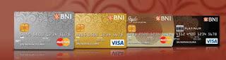 Pembayaran kartu kredit BNI