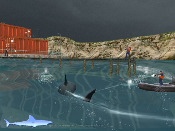 jaws unleashed pc game rip version ova games