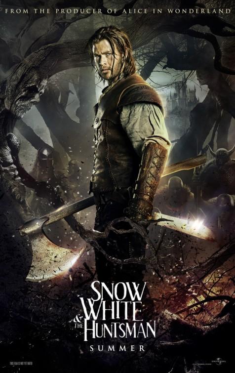 Baixar Branca de Neve e o Caçador Dublado Legendado