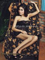 Yumi Model Majalah Popular World, Mei 2013 (Part 3)