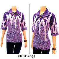 Blouse Batik Modern DBT-2854
