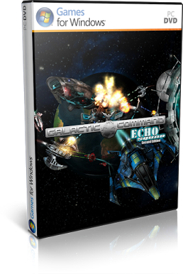 Galactic Command Echo Squad Second Edition: Remastered [PC-Game][Accion]